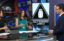 NYC's salt warning rule takes effect at chains