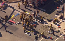 San Bernardino shooting suspects came prepared for heavy attack
