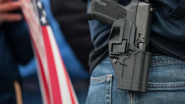 America's favorite guns