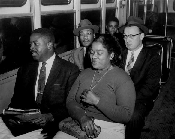 A look back: Montgomery Bus Boycott