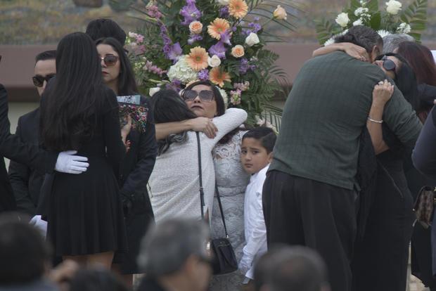 San Bernardino shooting victims mourned