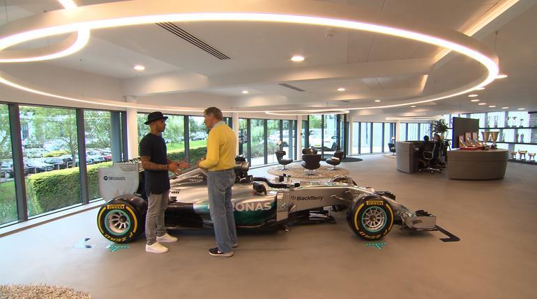 Lewis Hamilton Cbs News