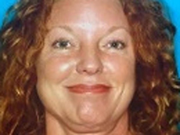 """现年48岁的Tonya Couch,18岁的""""富裕青少年""""Ethan Couch的母亲,由美国执法官员提供给墨西哥当局的照片"""