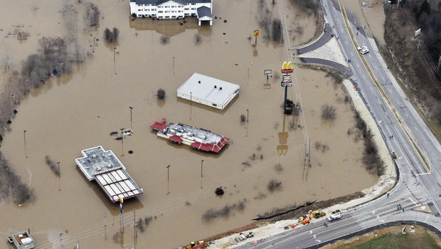the dangers of flooding in the united states New orleans — national flood maps are underestimating the risk for tens of  millions of people in the united states that's the conclusion of.