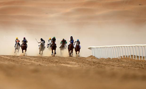 Moreeb Dune Festival