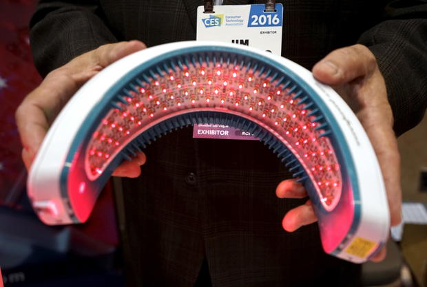 Hairmax laserband ces 2016 cool new tech gadgets at for New technologies in electronics