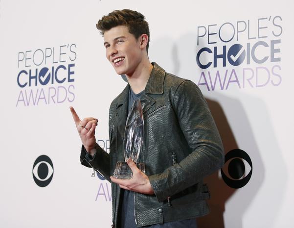 People's Choice Awards 2016 highlights