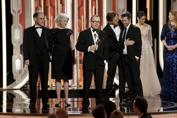 Golden Globe Awards 2016 highlights