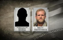 Americans released in prisoner exchange with Iran