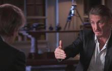 """Sean Penn shares his surprise over """"El Chapo's"""" capture"""