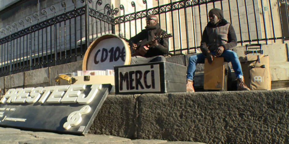 Musicians use music to combat extremism in France