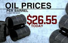 Markets down again as oil prices fall
