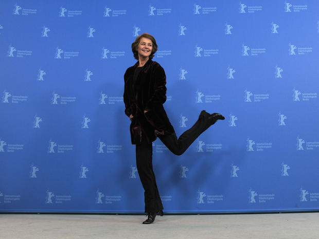 Quot Swimming Pool Quot Charlotte Rampling Pictures Cbs News