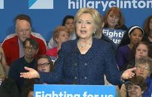 Clinton steps up foreign policy attacks against Sanders