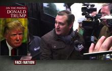 "Donald Trump on Ted Cruz: ""He's got a problem"""