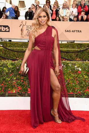 SAG Awards 2016 red carpet