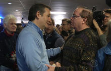 Candidates making last-minute push before Iowa caucuses