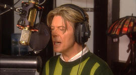 More unaired moments with David Bowie