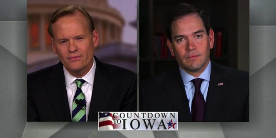 Rubio on immigration: Ted Cruz is not the only conservative in this race