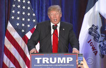 Donald Trump looking to regain footing in GOP race