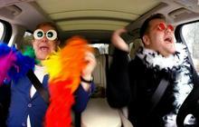 Sir Elton John joins James Corden for Carpool Karaoke