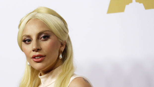 Lady Gaga Releases New Song Quot The Perfect Illusion Quot Cbs News