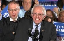 Full Video: Bernie Sanders New Hampshire victory speech