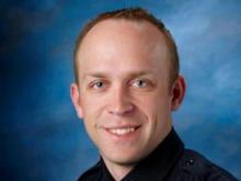 Fargo, North Dakota police officer Jason Moszer in undated photo