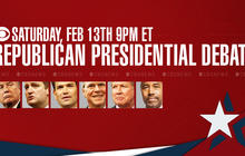 Watch the candidates clash at the CBS Republican debate