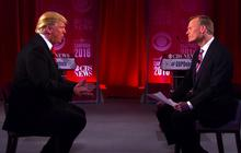 Extended interview: Donald Trump, February 14