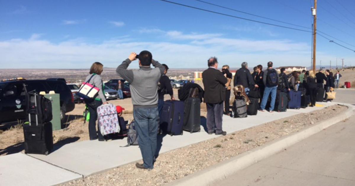 Albuquerque Airport Rental Car Facility