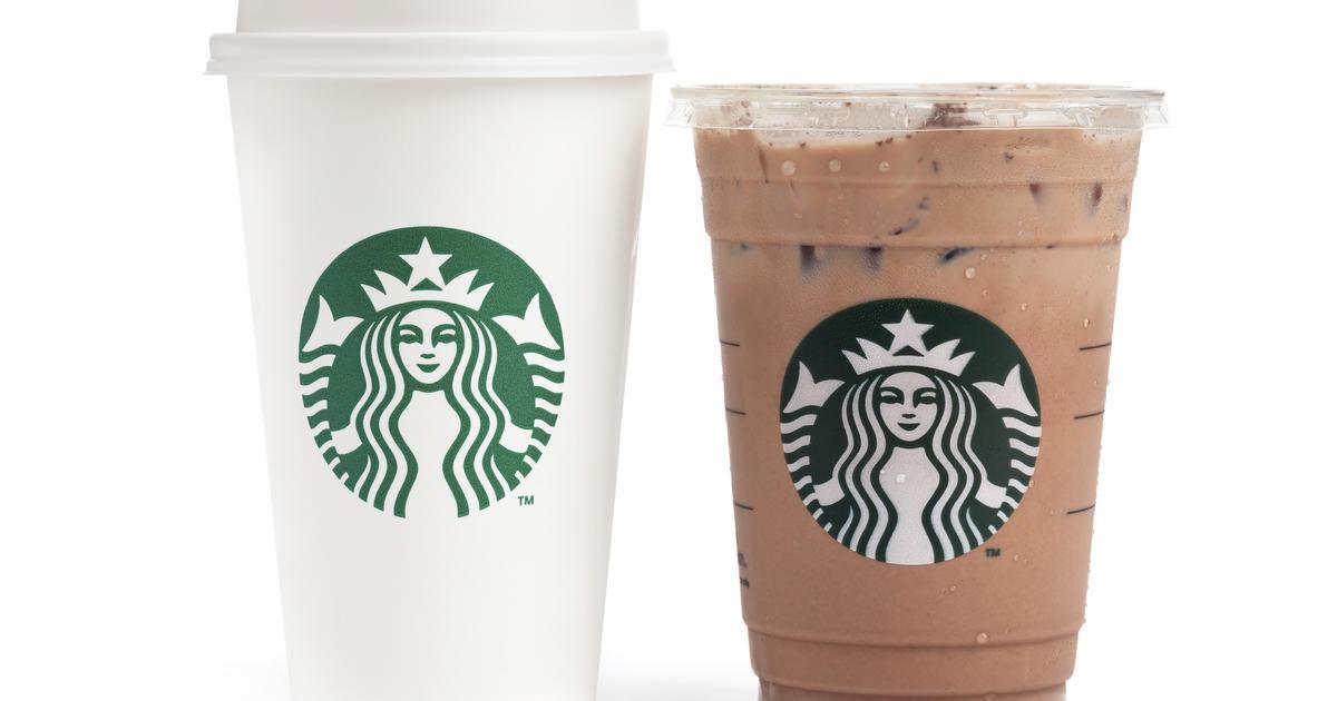 Reports Starbucks Sued Over Ice To Coffee Ratio Cbs News
