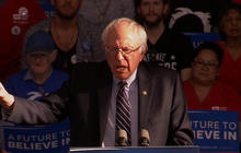 Full Video: Bernie Sanders speaks after Nevada loss
