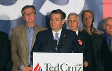 Ted Cruz speaks following S.C. primary