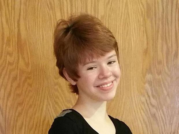 她家人发布的照片显示,14岁的阿比盖尔·科普夫于2016年2月20日被枪杀。密歇根州卡拉马祖的横冲直撞当局说是由杰森·道尔顿执行的