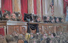 Supreme Court resumes without Justice Scalia