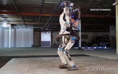 New robot blurs line between man and machine