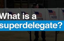 Superdelegates explained