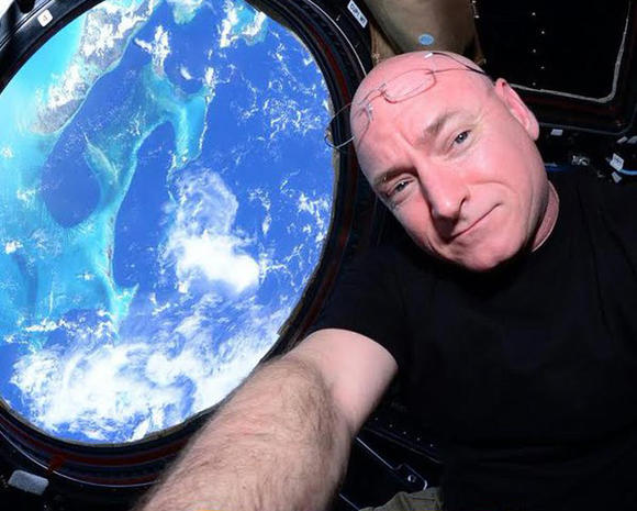 Astronaut Scott Kelly's year in space