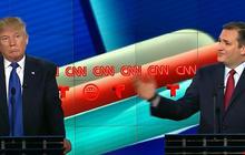Ted Cruz, Marco Rubio spar with Donald Trump at GOP debate