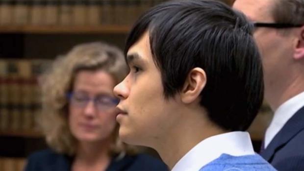 Dinh Bowman在法庭上