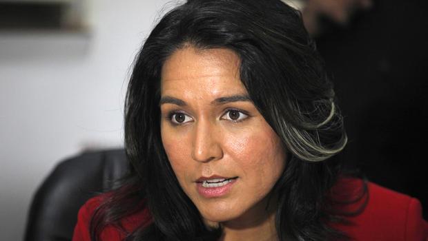Hawaii Rep. Gabbard Endorses Bernie Sanders, Steps Down From DNC