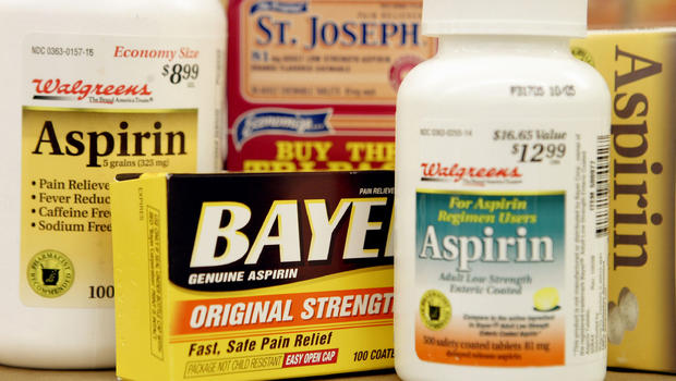 Should You Be Taking Daily Low Dose Aspirin For Heart Health Cbs News
