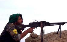 U.S.-backed rebels keep battling ISIS under truce