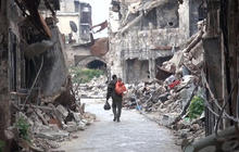 Conditions for Syrians in Aleppo may get worse