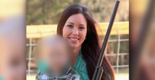 来自佛罗里达州杰克逊维尔的31岁的Jamie Gilt在CBS附属公司WJAX获得的照片中看到。