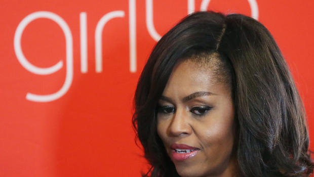 Michelle Obama debuts girl-power anthem at SxSW