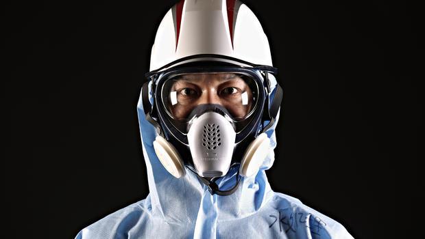 The Fukushima disaster workers