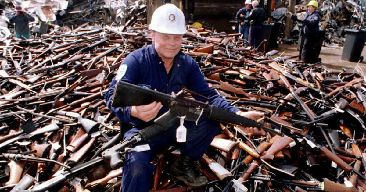 How Australia Dealt With Mass Shootings Cbs News