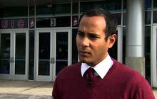 CBS News journalist Sopan Deb recounts chaos outside Chicago Trump rally